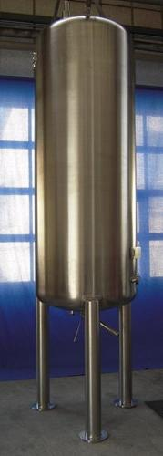 Biotech pressure vessels, containers