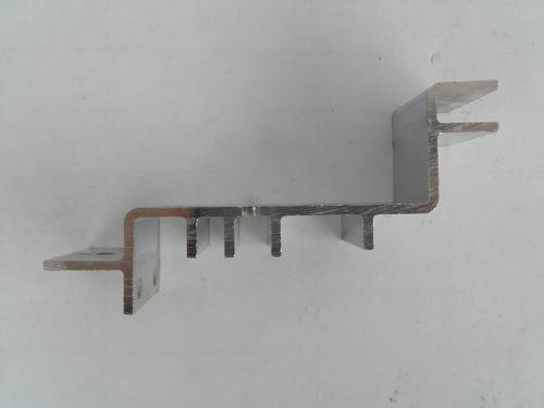 Kühlkörper - Aluminium-Strangpressteil