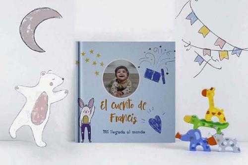 cuentos personalizados para bebés