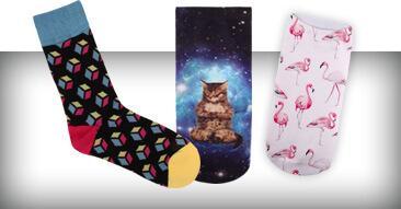 Gesamtübersicht Socken