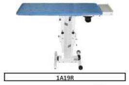 Table de repassage aspirante - chauffante - sans chaudière 1A19R