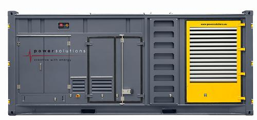 Generator 1250 kVA - Technical File