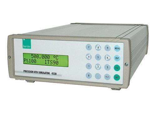 Präzisions-RTD-Simulator -  Typ 4530