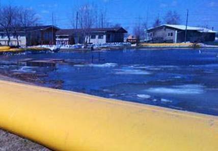 Barrage anti-inondations SUMO