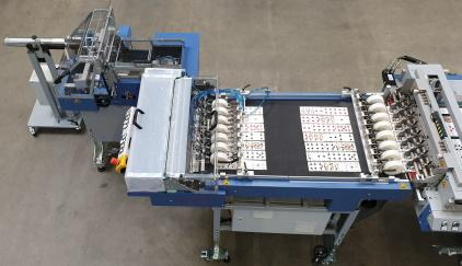 Automated Card Production System