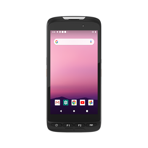 New Launch 5'' Android: Em- T50 Rugged Handheld
