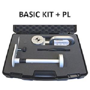 BlueForce Grundgerät Basic PL-SET inkl. Verlängerung