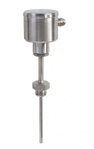 Resistance thermometer Pt 100 without thermowell