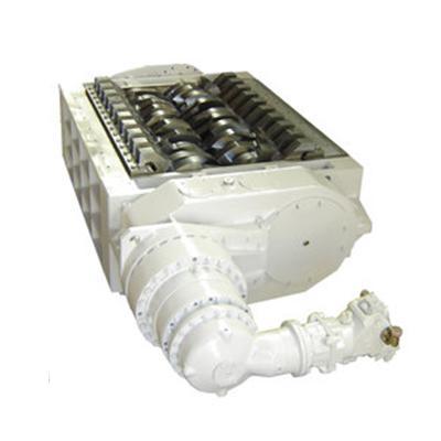 Zweiwellen-Zerkleinerer H500