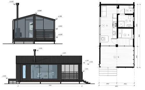 Модульный дом DUBLHAUS  26