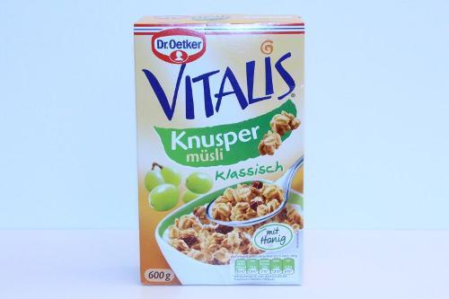 Dr.Oetker Vitalis Crunchy Muesli