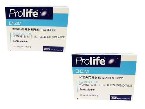 Prolife enzimi 60 capsule