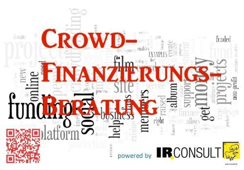 Crowdfinanzierungs-Beratung
