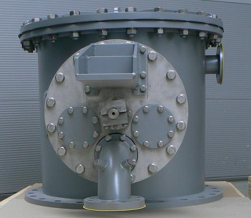 Reaktor aus der Offshore-Industrie