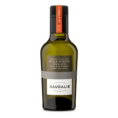 "Producteur Artisan - L'huile D'olive V.e ""ail & Piment"" Bio"
