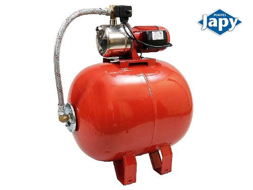 Automatic pressurized water dispenser