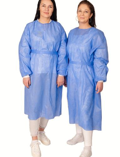 Disposable Sterile Surgical Gown Ss 40gr / M2