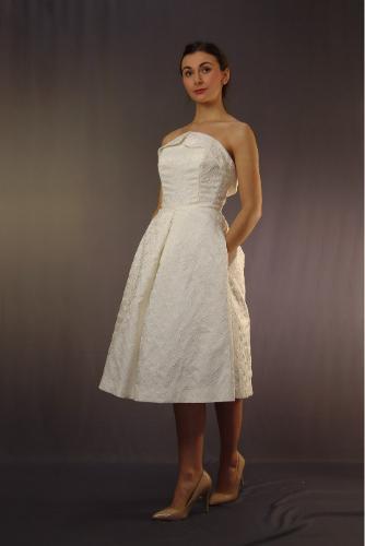 50s style tea dress