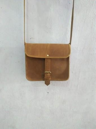 Leather Small Bag for ladies