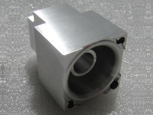 Package machine Aluminum components