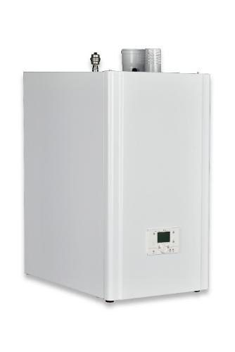 Wall Type Condensing Boiler