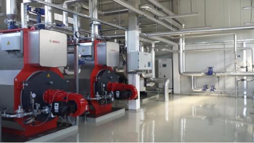 Bosch Dampfkessel - Typ U-MB