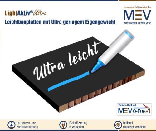 LightAktiv®Ultra - Leichtbauelemente