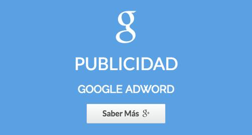 Publicidad Google Adwords