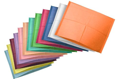 Top Cover Tissue-pe Headrest Cover