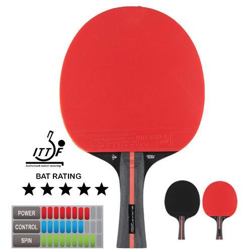 Pálky na stolní tenis a další vybavení