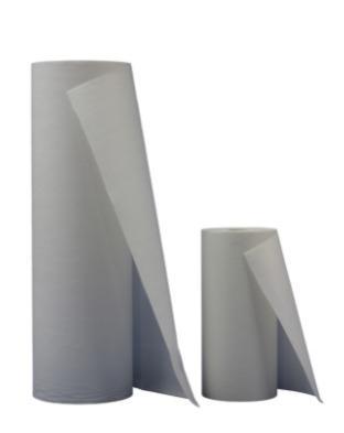 Rouleaux de papier filtrant