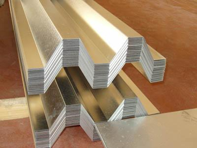 Bent metal products