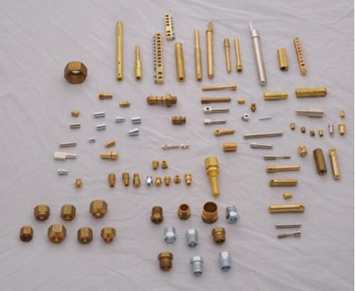 CNC automatic turned parts
