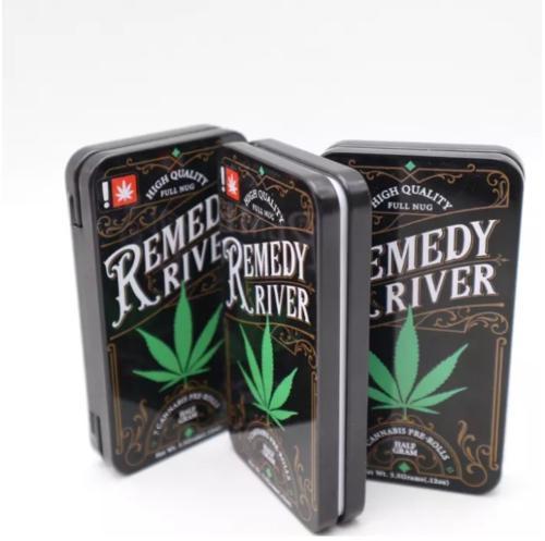 Tobacco tins cigarette case