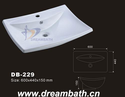 Ceramic basin|ceramic sink|ceramic basins|Dreambath Sanitary