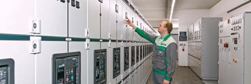 Energieversorgung und Entsorgung