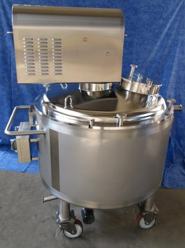 Pharmaceutical and biotech pressure vessels, containers