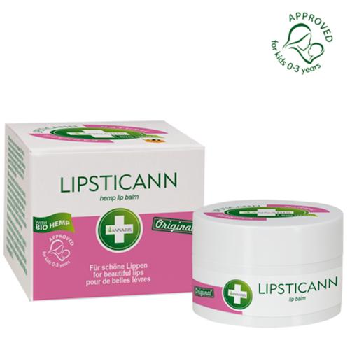 Lipsticann - Baume À Lèvres 15 Ml