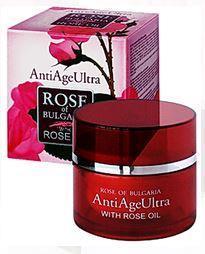 Crème Anti-âge à la Rose