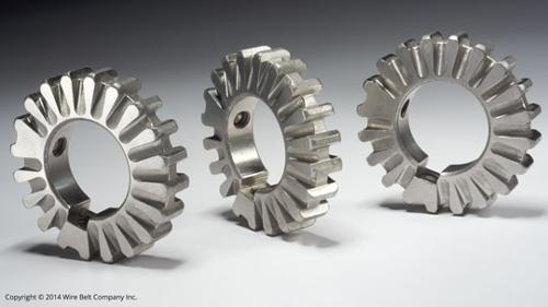 Conveyor components: Clean-Sweep™ sprockets