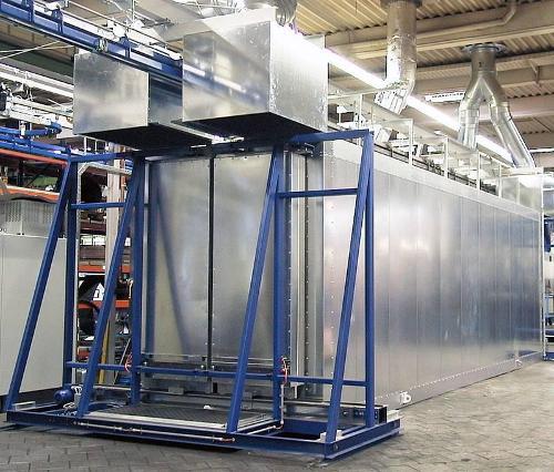 High-temperature furnaces
