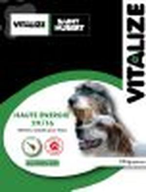 Aliment complet pour chien à forte activité