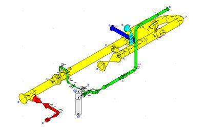 Rohrleitungsberechnung