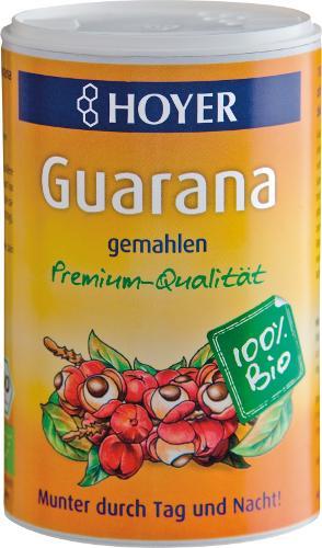 Guarana gemahlen