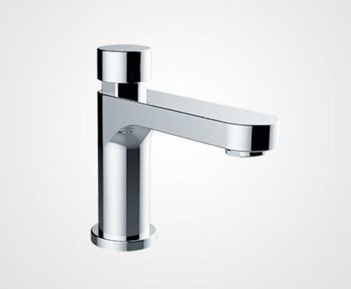 Self-closing Basin Taps