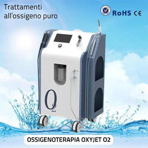 Ossigenoterapia Oxyjet O2