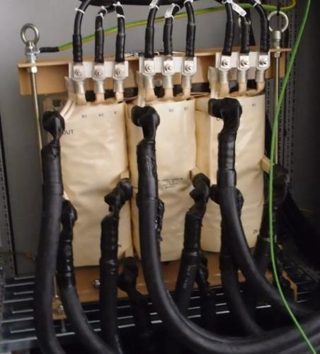 eSaver Stromsparanlage