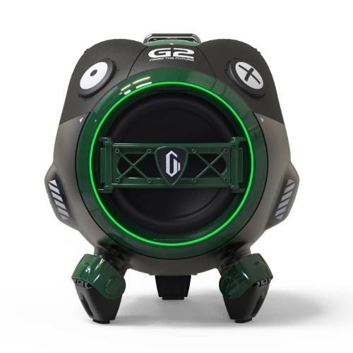 Gravastar G2 Venus Bluetooth Speaker 10W Aurora Green EU