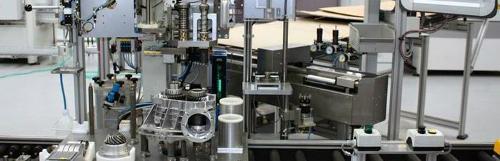 Montageanlagen für Verteilergetriebe