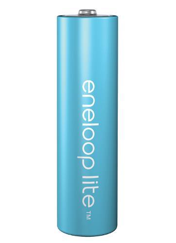 Batterie stilo ricaricabili Eneloop Lite